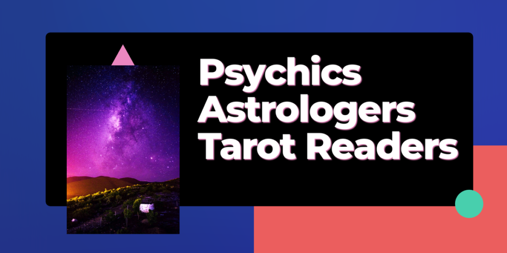 psychic and astrology readers