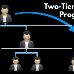 two-tier referral program