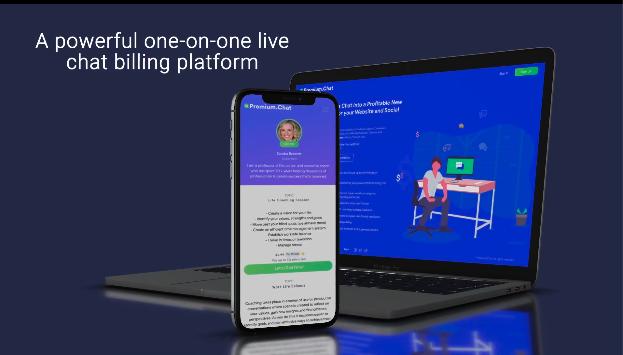 Premium.Chat Chat Billing Platform