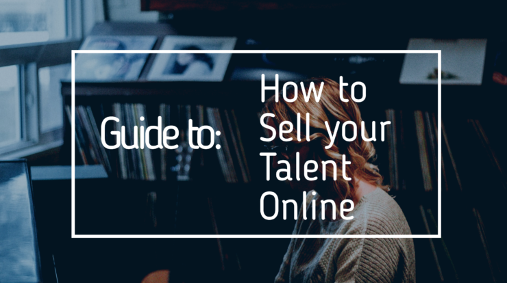 how to sell your talent online