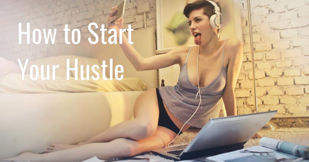 premium snapchat start account hustle